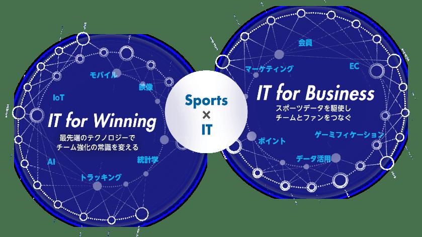 Sports Entertainment x IT